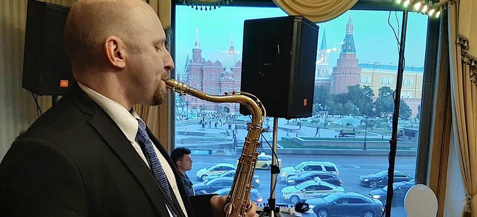 Джазовые музыканты на свадьбу