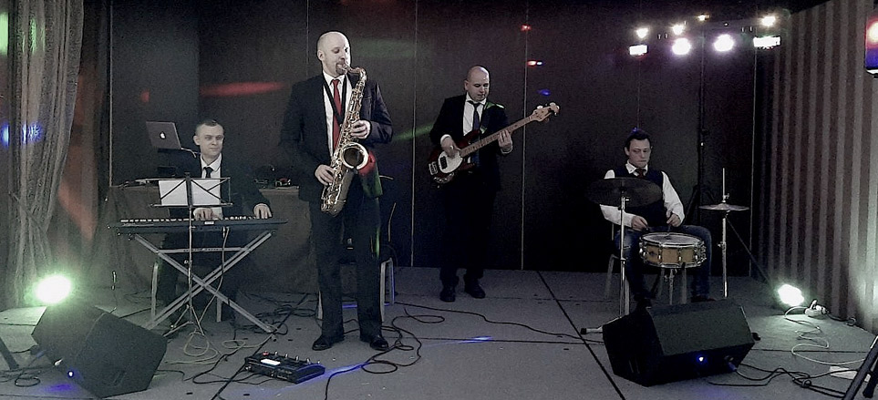 Джаз бэнд Jazzy House